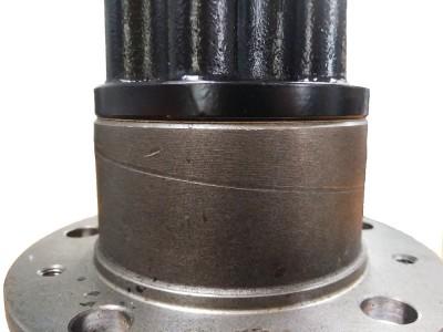 Муфта отключения передних колёс АДС