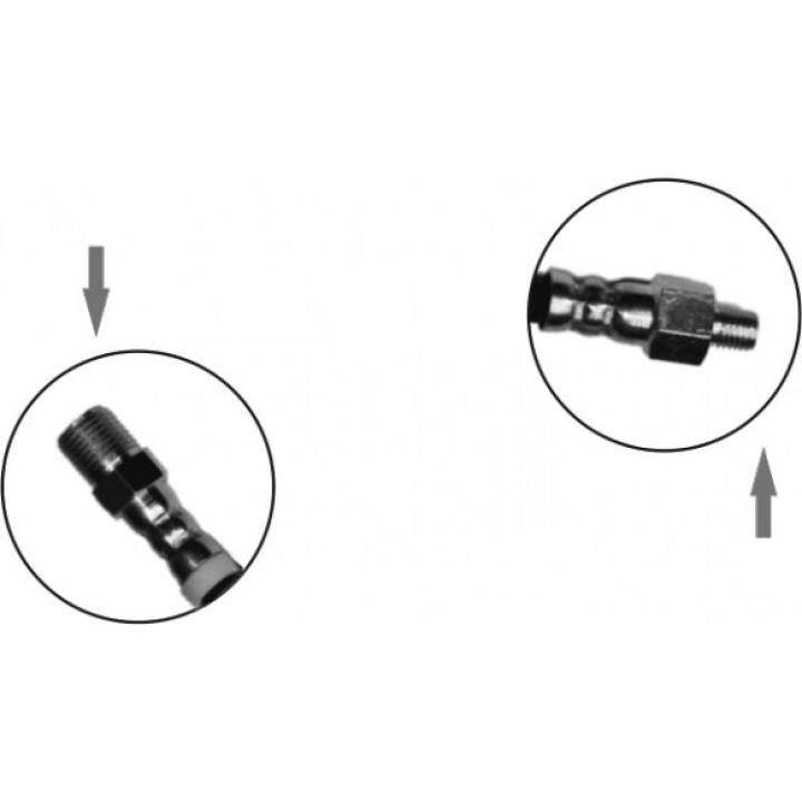 Шланг тормозной задний для а/м производства ОАО