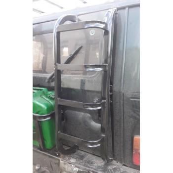 Лестница к багажнику 469, Хантер задней двери овал 50х25 мм