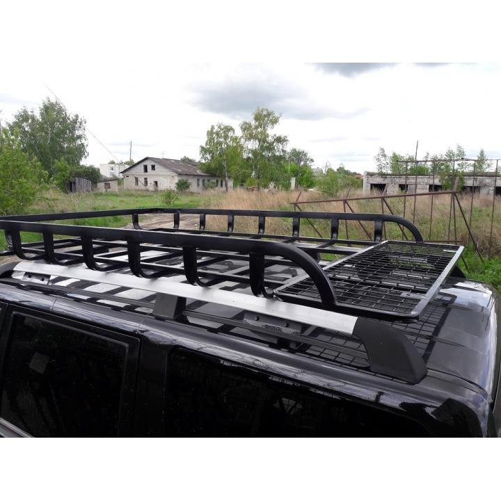 Багажник на УАЗ Патриот  БАСМАЧ  габариты 2200*1350*200 мм