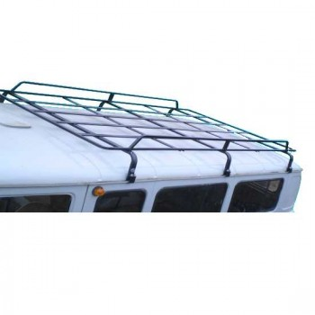 Багажник на УАЗ 452 буханка стандарт 6 опор 2.5 метра