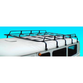 Багажник на УАЗ 452 буханка усиленный 10 опор 2.5 метра