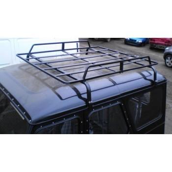 Багажник на УАЗ 469 Хантер стандарт 4 опоры длина 1.60 метра