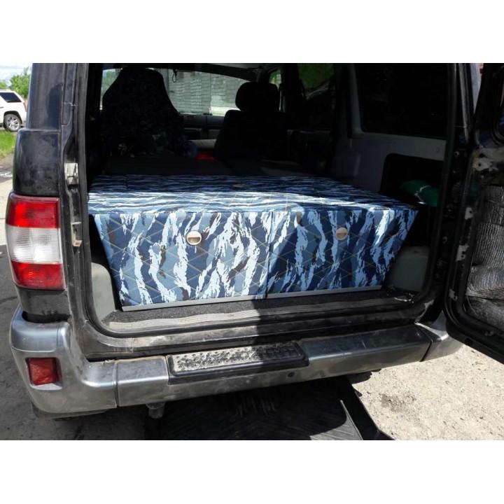 Органайзер-спальник в багажное отделение УАЗ Патриот