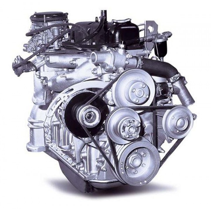 Двигатель УАЗ ПРОФИ 4Х2 4Х4 с  ГБО без сцепления