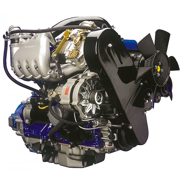 Двигатель УАЗ Хантер ЗМЗ-5143 дизель Евро-4
