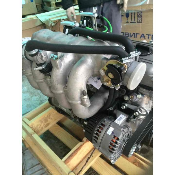 Двигатель УАЗ Патриот ЗМЗ-40904 Евро-3 40904.1000400-80