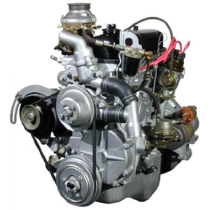 Двигатель УАЗ-3160