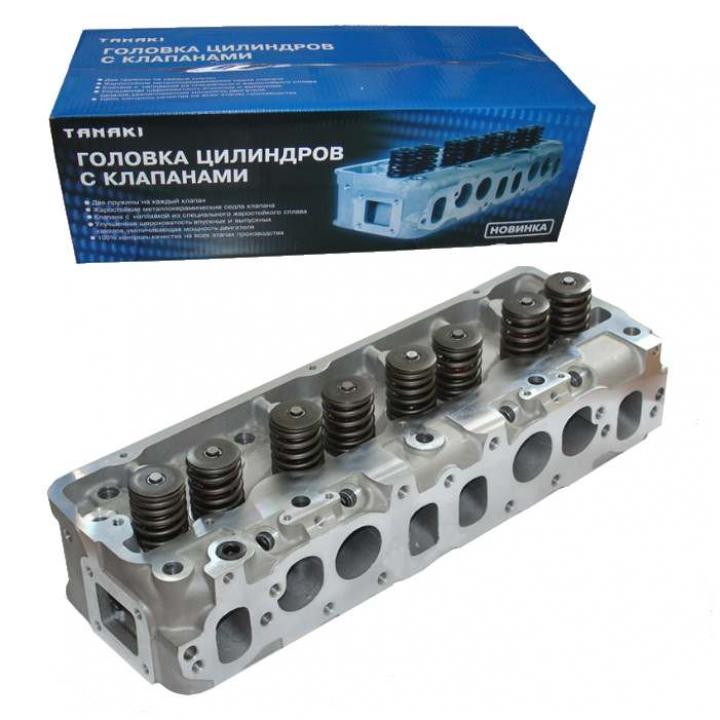 Головка цилиндров с клапанами для автомобилей ГАЗель с дв. УМЗ-42167, 421647 с ГБО аналог 4216.1003001-20