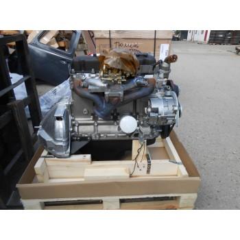 Двигатель УАЗ 100л.с. с лепестковой кор. УМЗ