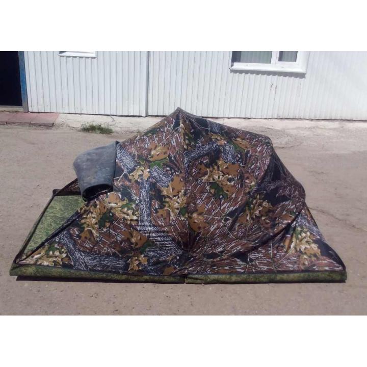 Палатка трансформер камуфляж