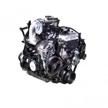 Двигатель  (для авт. УАЗ-Patriot, EURO-IV)под компрессор конд. и насос ГУР(ЗМЗ)