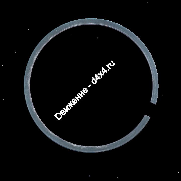 Кольцо стопорное подшипника вторичного вала