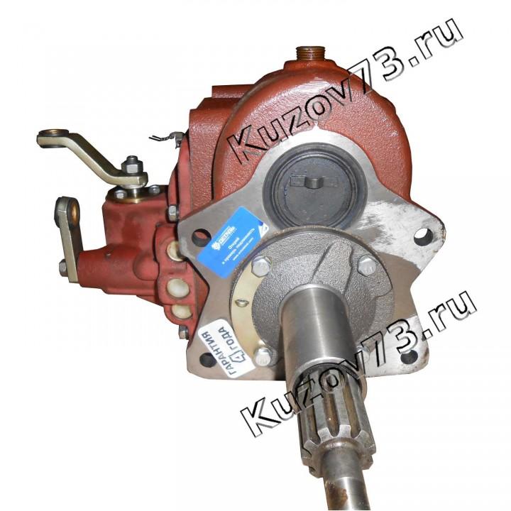 КПП УАЗ 3909 Буханка нового образца под тонкий вал лепестковая корзина производство АДС