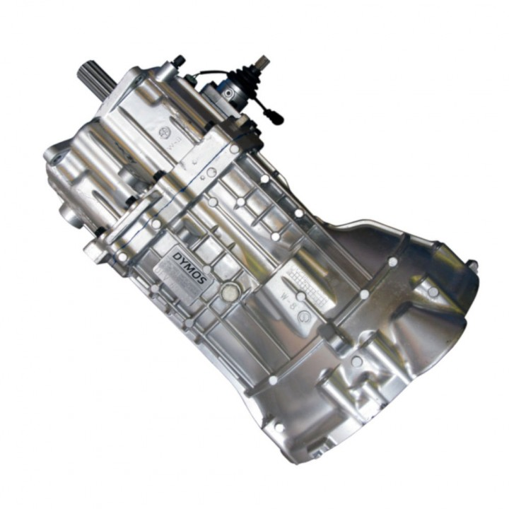 Коробка передач Dymos УАЗ Патриот и УАЗ Хантер двигатель ЗМЗ 409