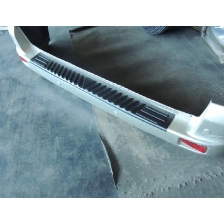 Накладка подножка заднего бампера УАЗ Патриот рейсталинг с 2014 года