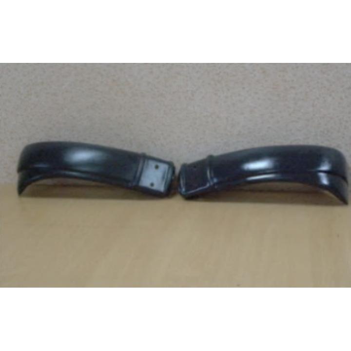 Накладка на передний бампер УАЗ 3741 буханка клыки комплект