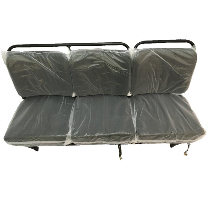 Сиденье на УАЗ 469 задние старого образца жесткое
