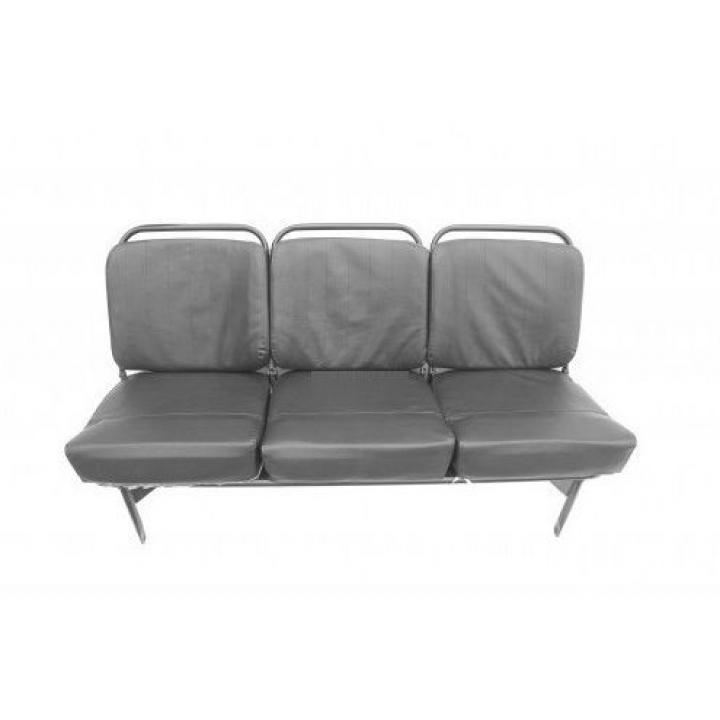 Сиденье на УАЗ 469 задние люкс 3-х местное