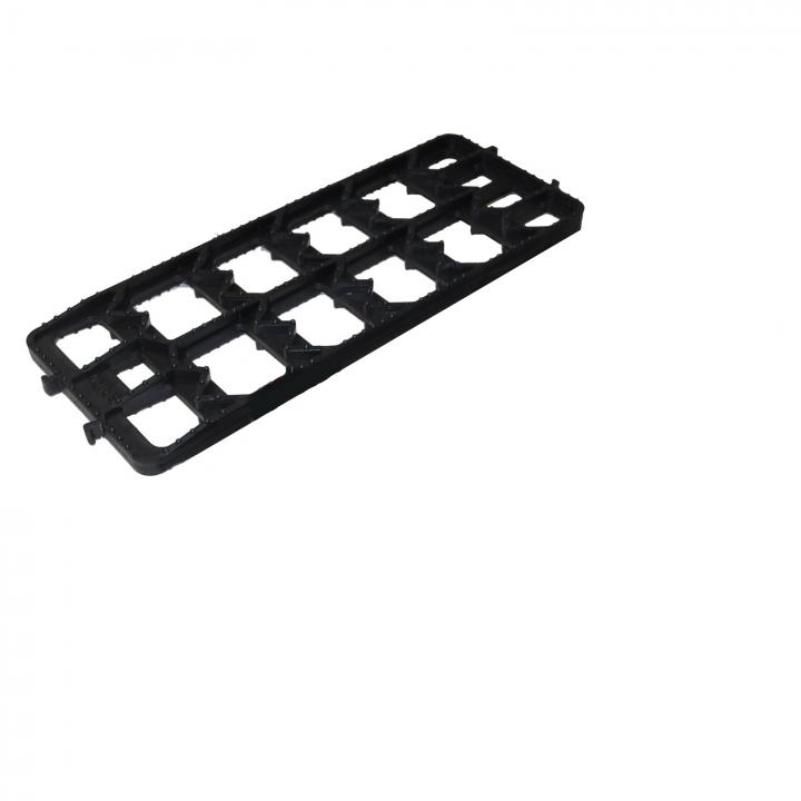 Сендтрак 440 мм сборный 2 шт пластиковый 440х170х30