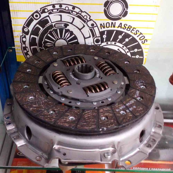 Комплект сцепления УАЗ Патриот и Хантер Luk RepSet 624318609 Оригинал