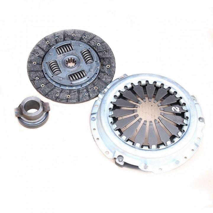 Комплект сцепления УАЗ, ГАЗ двигатель ЗМЗ 406-409 ЗМЗ Турбо усиленное 4054-3906605