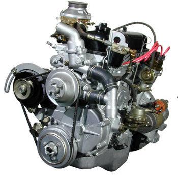 двигатель на уаз УМЗ 4178